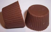 8oz  Milk Chocolate Peanut Butter Cups - American Made