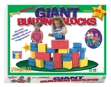 Smart Monkey Toys 24pc Giant Building Block Set