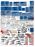 Armstrong 618 Pc. Master Set - Tools Only - Free Shipping
