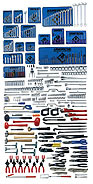 Armstrong 406 Pc. Master Set - Tools Only - Free Shipping