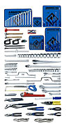 Armstrong 148 Pc. Basic Mechanics Set - Tools Only- Free Shipping!