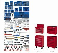 416 Pc. Master Mechanics Set - with Indust Series Box - Free Shipping