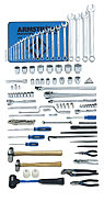 Armstrong 92 Pc. Heavy Equipment Set - Tools Only- Free Shipping!