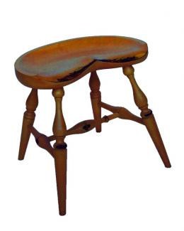 Ashlen Potter's Stool  American Made