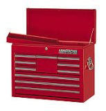 Armstrong Tools 10 Drawer Top Chest - Made in USA