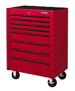 Armstrong 8 Drawer Single Bay Roller Cabinet- American Made