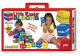 Smart Monkey Toys 18pc Little Reader Blocks Set