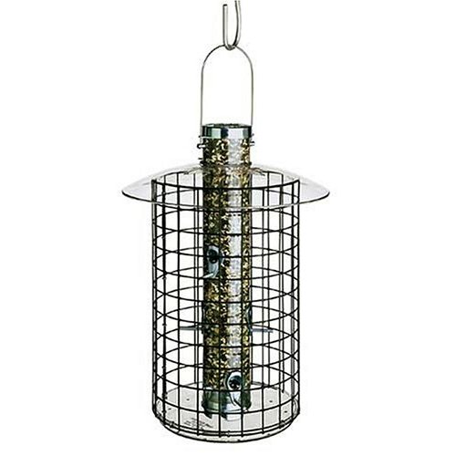 Droll Yankees Domed Cage Bird Feeder  American Made