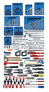 Armstrong 248 Pc. Metric Intermediate Set - Tools Only