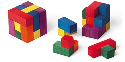 Color Cube Made in USA