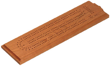 Maple Landmark Cribbage - Cherry Continuous