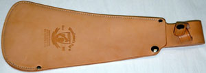 Leather Sheath - fits #481 Woodman's Pal Classic) - Made in USA