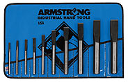 Armstrong 10 Pc. Cold Chisel Set