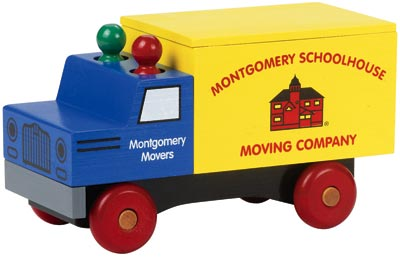 Maple Landmark Classics - Moving Truck