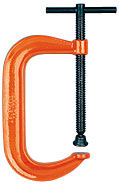 Armstrong Deep Throat Pattern, safety orange paint 8""