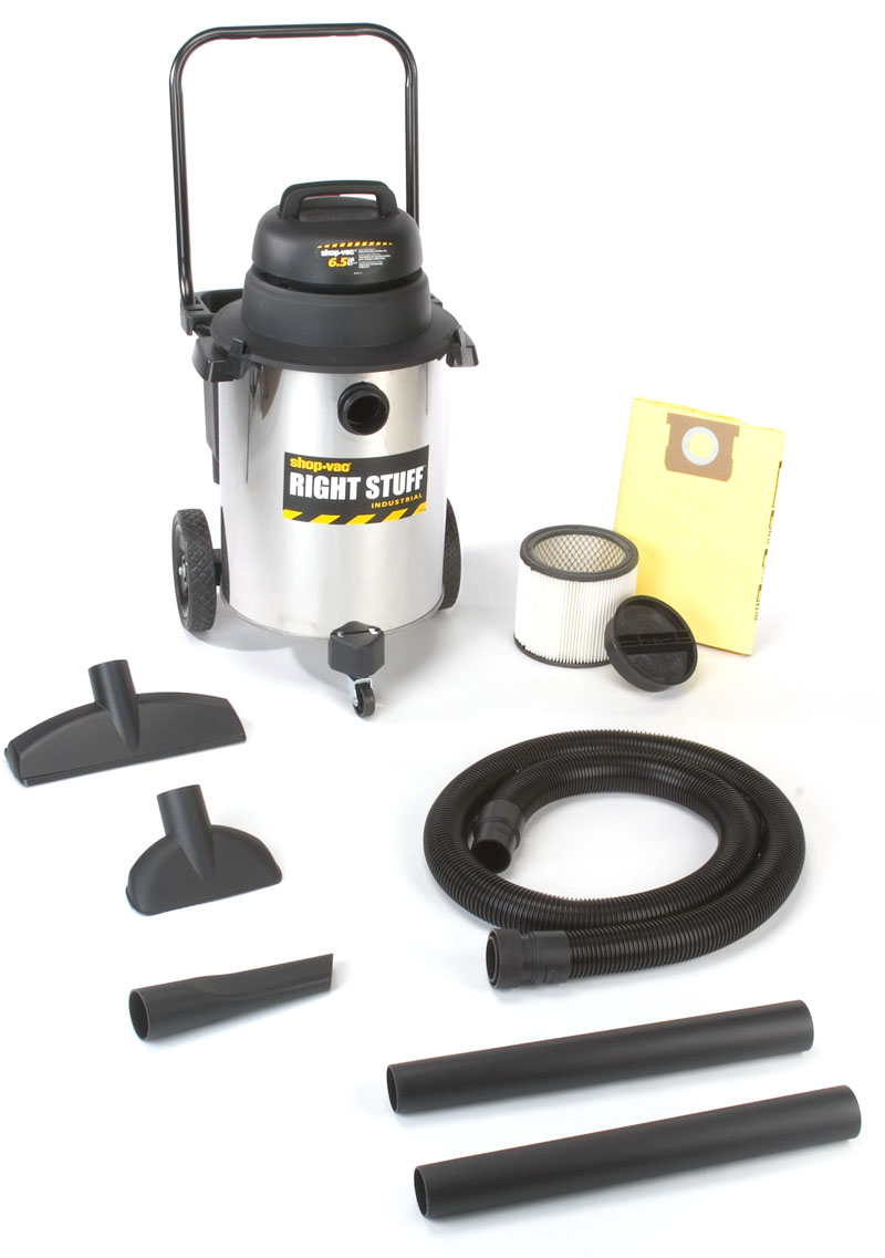 Usab2c Shop Vac 10gallon 6 5hp Stainless Steel W D Vac