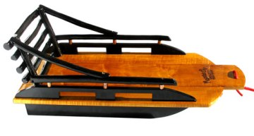 Mountain Boy Sledworks Bambino Superior Sled - Made in America