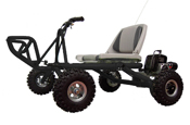 Gas Powered - (Full Suspension/Off Road) Trail Ripper Quad 46