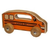 Holgate Toys Handeez School Bus - American Made