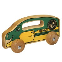 Holgate Toys Handeez Delivery Truck - Made in USA