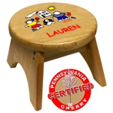 Holgate Toys Kids Step Stool  Made in USA