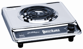 BROILKING SINGLE BUFFET RANGE - Made in America