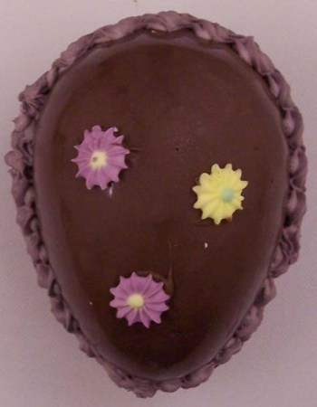 Milk Chocolate Mammoth Easter Egg