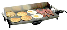 Countertop Kitchen Appliances - Electric Griddles, Warming Trays & Ranges