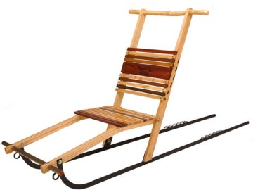 Mountain Boy Sledworks Silverton Kicksled - Made in USA