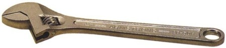 "Armstrong Adjustable Wrench  12"" - Made in America"
