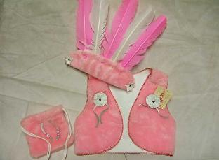 Little Princess Dress Up Set - American Made