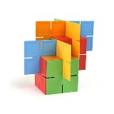 Fat Brain Toys Dado Squares - American Made