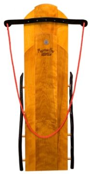 Mountain Boy Sledworks  Elegant Flyer Sled- Made in USA