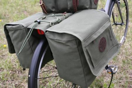 Duluth Pannier Bag - Bike Bag Made in America
