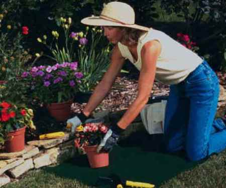 Multi-Use Gardening Pad Made in USA