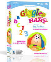 Giggles Computer Funtime For Baby � ABC's & 123's