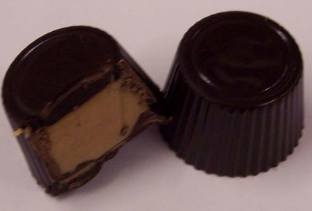 8oz Dark Chocolate Peanut Butter Cups