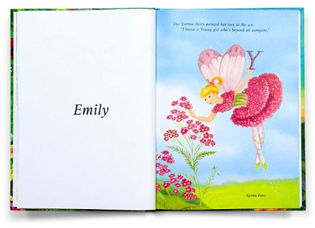 My Very Own Fairy Tale Personalized Storybook - American Made