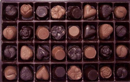 32pc Assorted Milk & Dark Chocolates - American Made