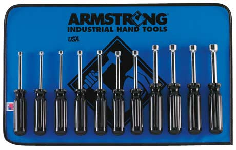 11 Pc. Nut Driver Set  Metric