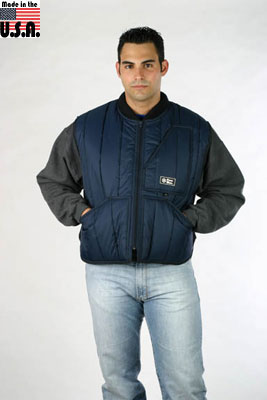 PolarWear Vest, 3 pocket (rated to zero F) - Made in USA