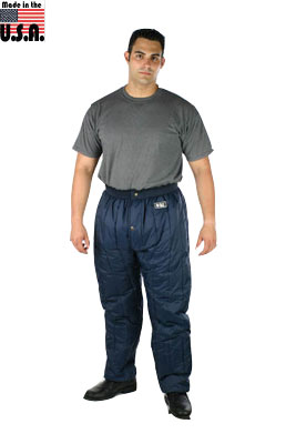 PolarWear Pants, elastic waist, elastic knit ankles (rated to zero F) - Made in Ameica