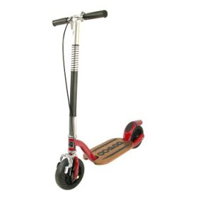 Push Scooters - Grow-Ped, Red - American Made