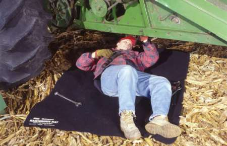 Extra Large Outdoor Maintenance Mat  -  American Made