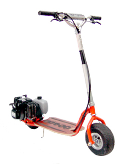 Gas Powered - (Competition) Super GSR46R, Scooter -