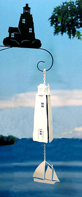 North Country Beacon Lighthouse Bell - American Made