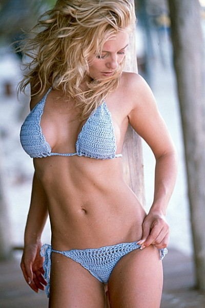 Seychelles Crochet  Bikini Made in America - On Sale Now!