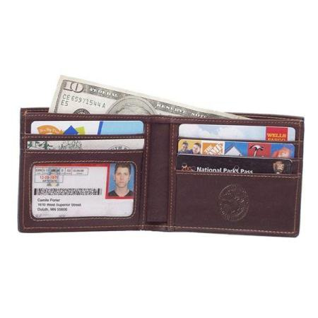 Duluth Pack American Made Bifold Wallet