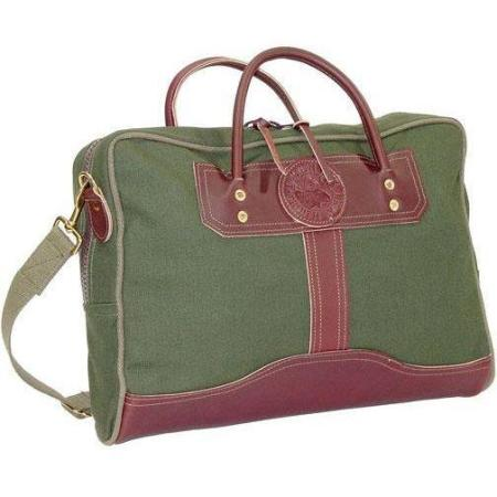 Duluth Traveler's Portfolio Bag Made in USA