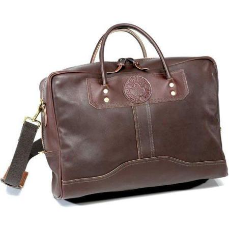 Leather Computer Portfolio Bag Made in USA